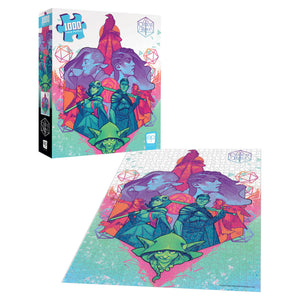 Critical Role Mighty Nein 1000 Piece Jigsaw Puzzle