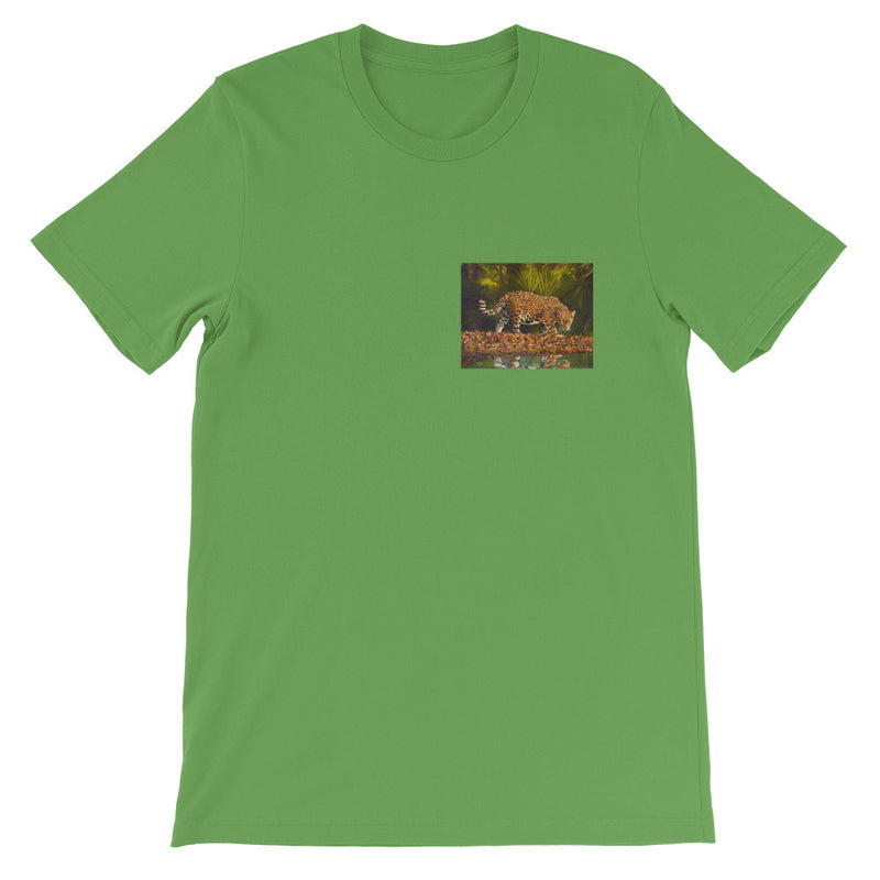 Big Cat Art T-Shirts