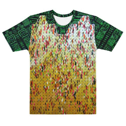 Abstract African Designer Shirt