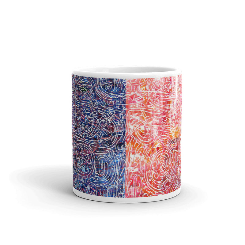 Color Art Mugs