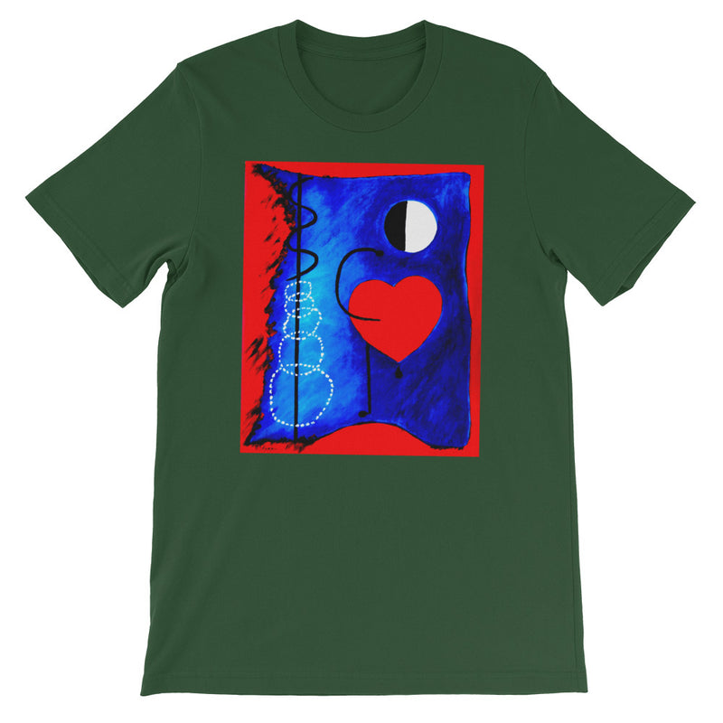 Moonlight Love Art T-shirt