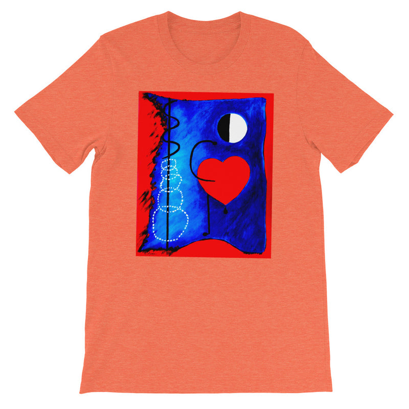 Moonlight Love Romantic T-Shirts