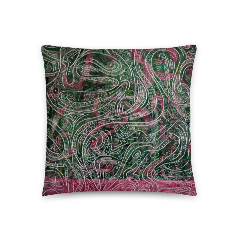 Art Throw Pillows