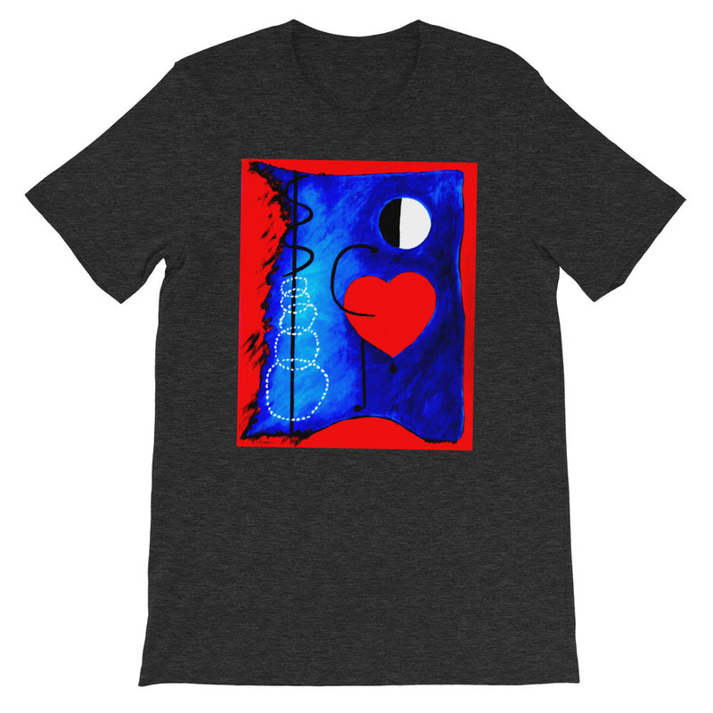 Moonlight Love Fine Art Shirt