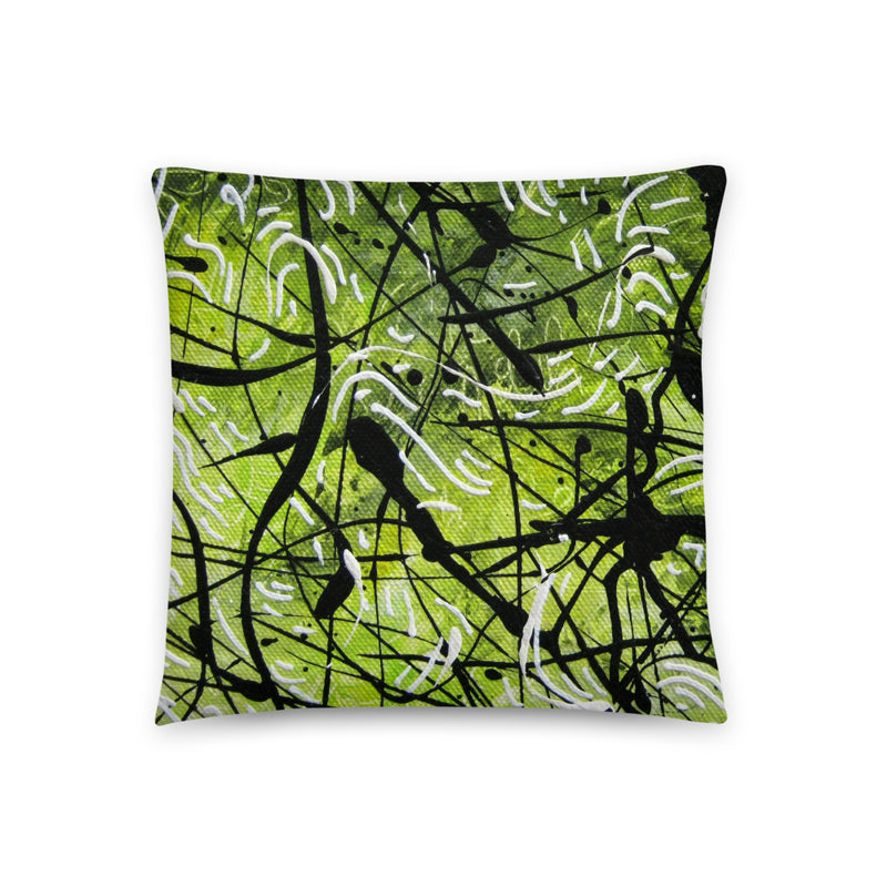 Fine Art Throw Pillows