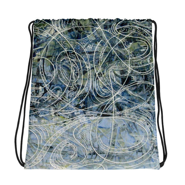 STREET BEATS DRAWSTRING BAG