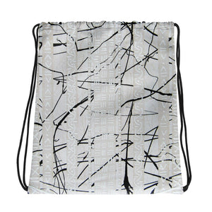 VIRGIN DRAWSTRING BAG