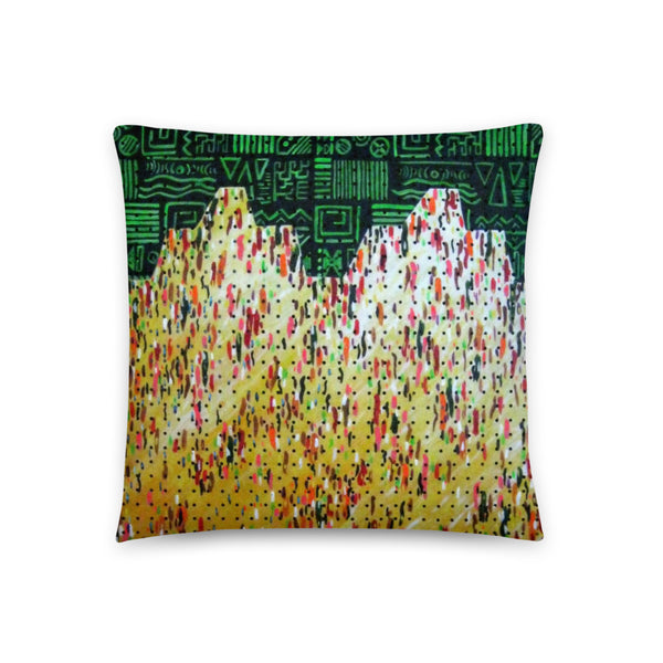 African American Throw Pillows