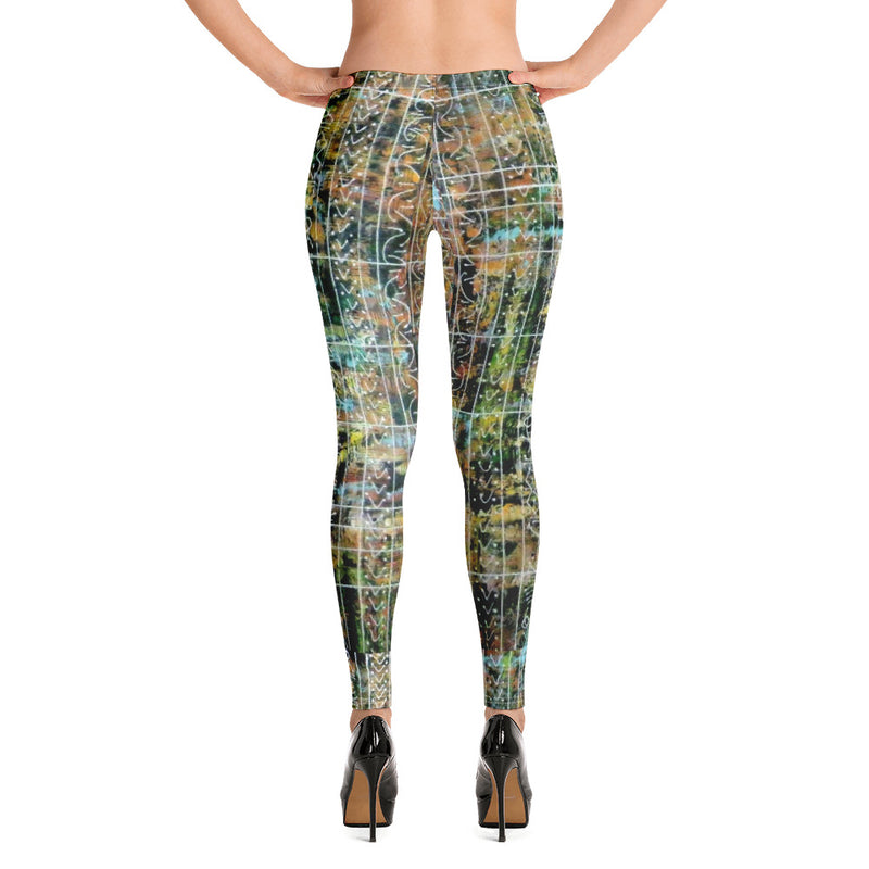 Arfican Leggings