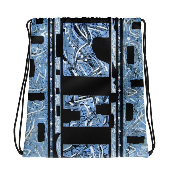 INDIGENOUS 25 DRAWSTRING BAG