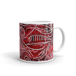 Colorful Art Mugs