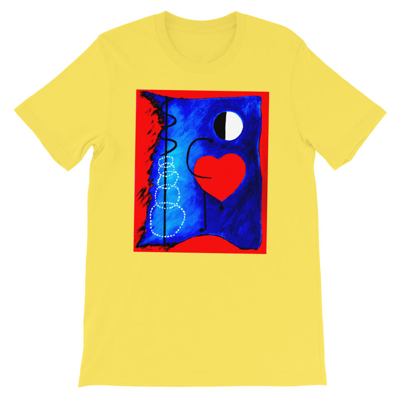 MOONLIGHT LOVE UNISEX T-SHIRT