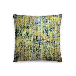 African Abstract Pillows