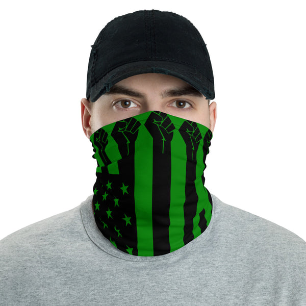 Stay Black Neck Gaiter