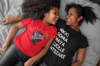 I Came From a Black Woman Short Sleeve T-Shirt (Youth)