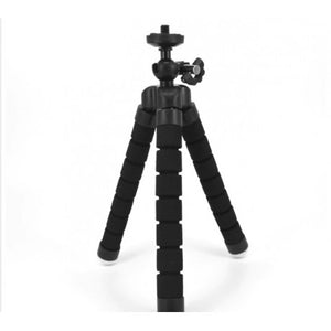 Flexible Sponge Octopus Mini Tripod