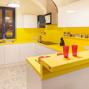 Corian® Imperial Yellow