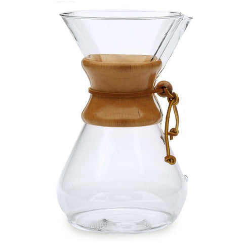 6-cup Glass Classic Series Coffee Maker