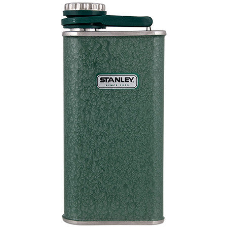 Stanley Classic Flask 8oz., Hammertone Green