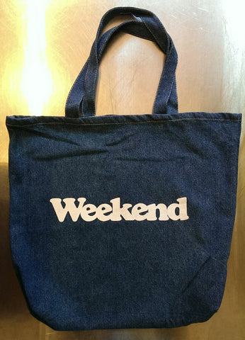 Weekend tote
