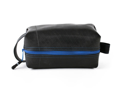 Elliott Travel Kit - Blue Zip
