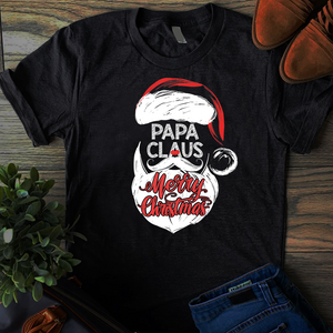 Papa Claus Merry Christmas - APGP017