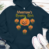 Grandma's Pumpkin Patch Personalize Tshirt gift for Grandma & Mom APGM018