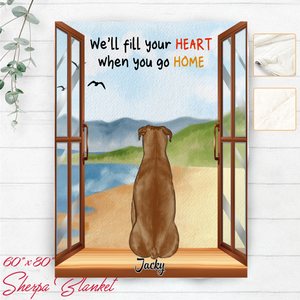 We'll fill your heart when you go home BLDM003