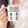 Every snack you make I will be watching you Christmas gift for Dog lovers APDM108
