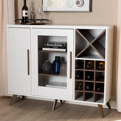 Bar With Wine Storage