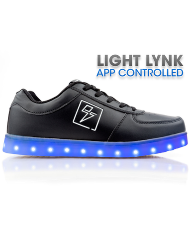Bolt - Light Lynk Shoes ( Black )