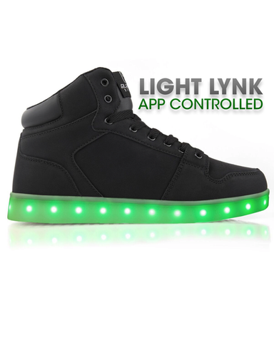 J-Walker - Light Lynk Shoes ( Black Suede )