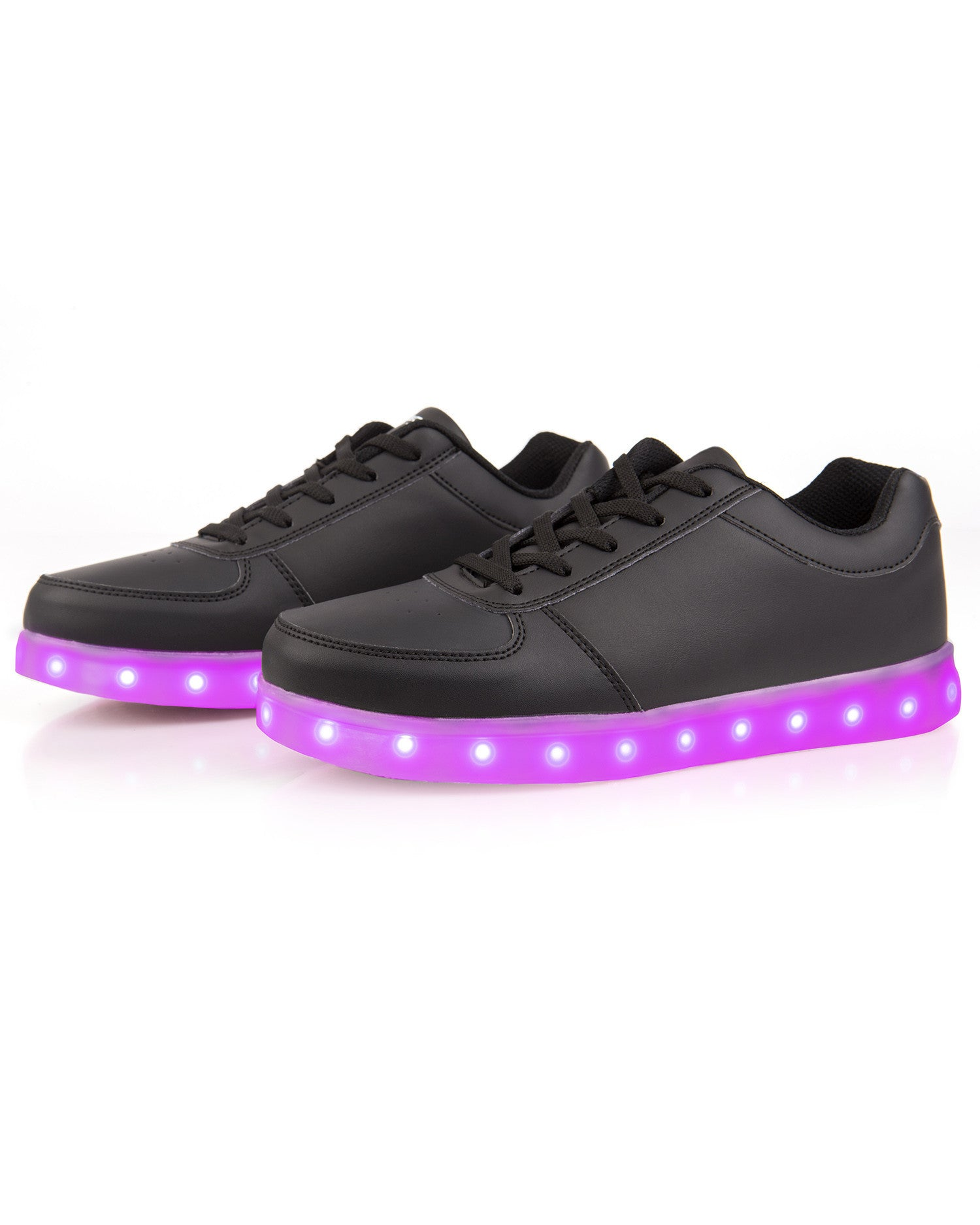 Electric Shoes - All Black - Electric Styles | World's Number 1 Light Up Shoe Store - {product_type}} -  - 5