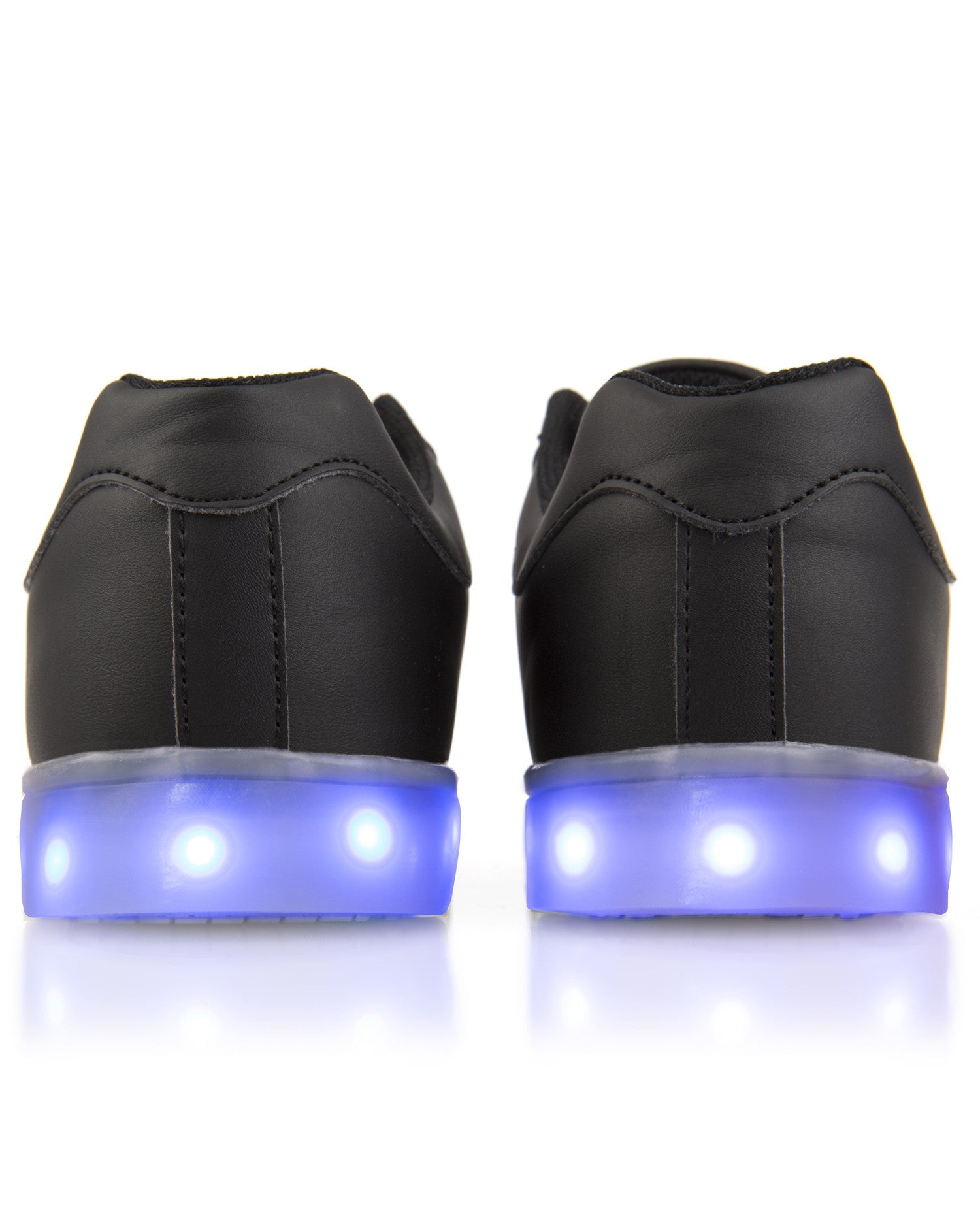 Electric Shoes - All Black - Electric Styles | World's Number 1 Light Up Shoe Store - {product_type}} -  - 3