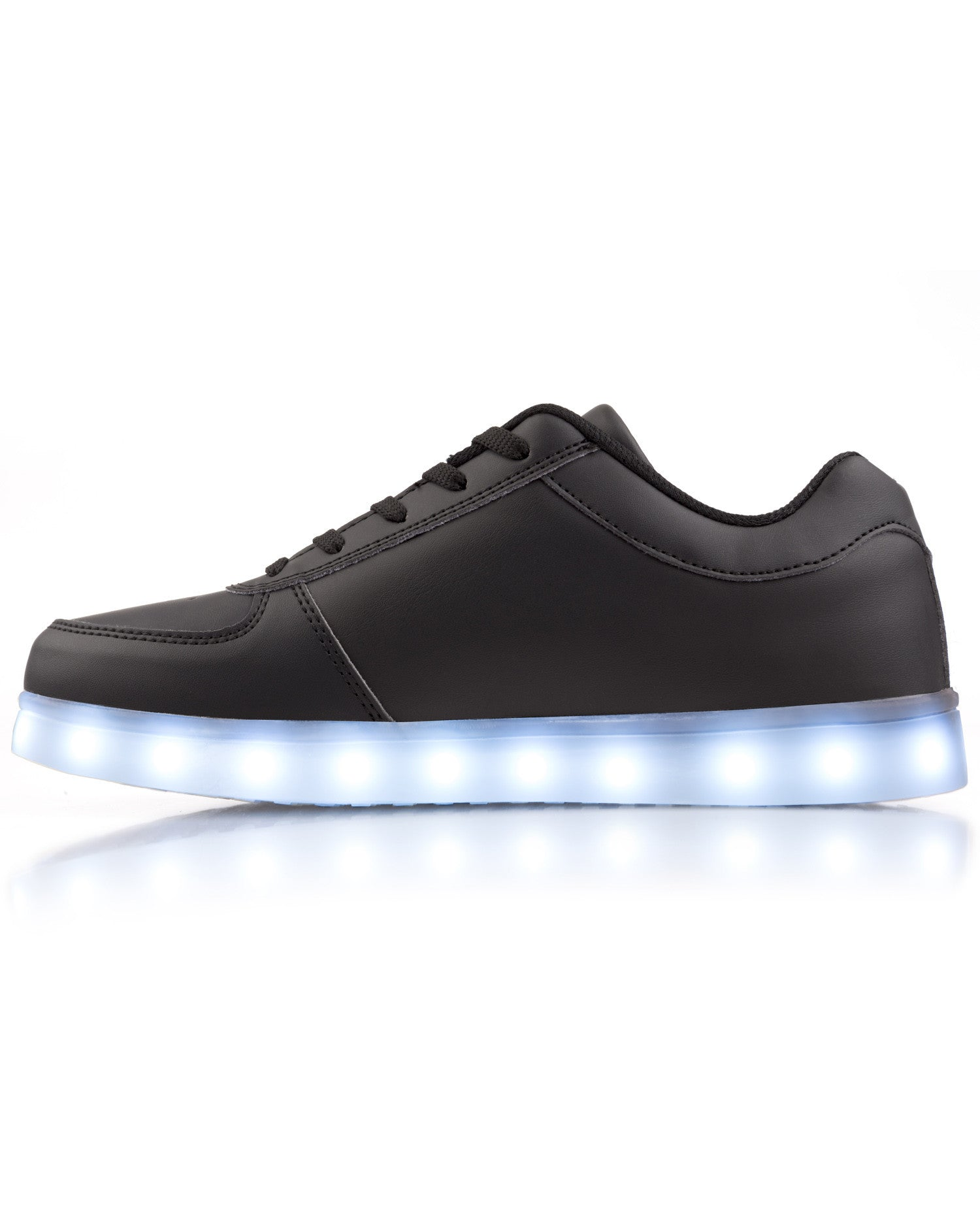 Electric Shoes - All Black - Electric Styles | World's Number 1 Light Up Shoe Store - {product_type}} -  - 6