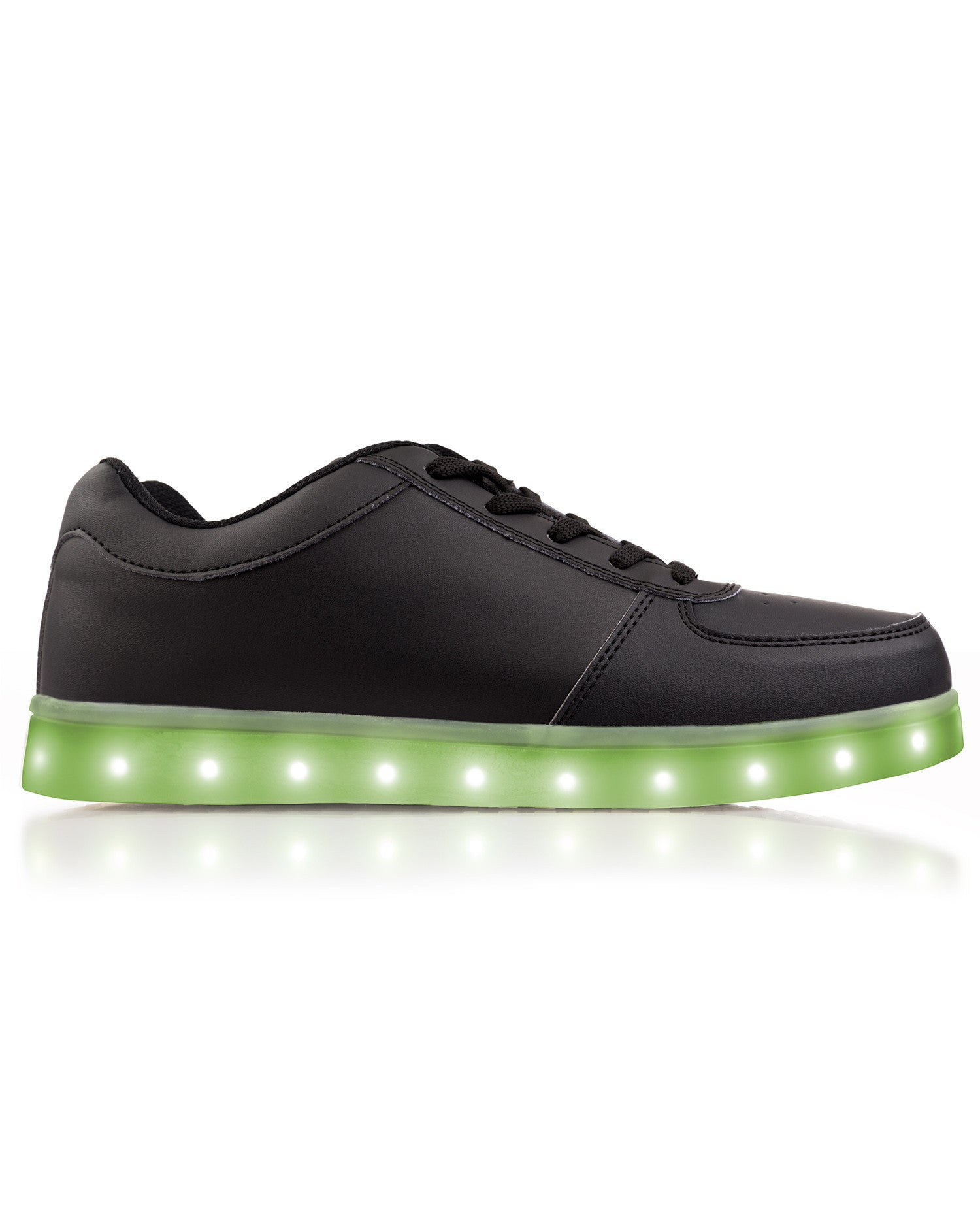 Electric Shoes - The Original - Electric Styles | World's Number 1 Light Up Shoe Store - {product_type}} - Black / Men's 8 - 7