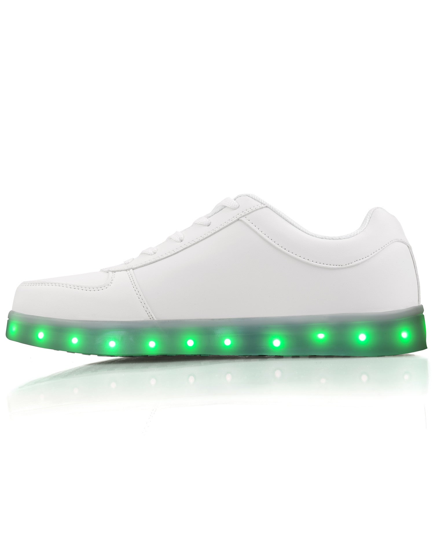Electric Shoes - All Black - Electric Styles | World's Number 1 Light Up Shoe Store - {product_type}} -  - 12
