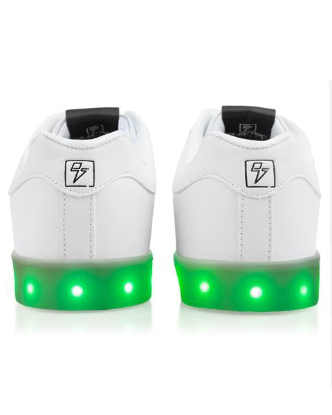 Bolt - Light Lynk Shoes ( White )
