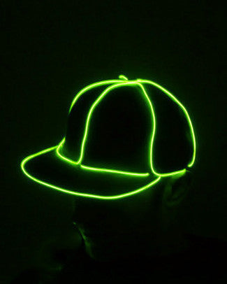 Light Up Snapback Hat - Electric Styles | World's Number 1 Light Up Shoe Store - {product_type}} -  - 7