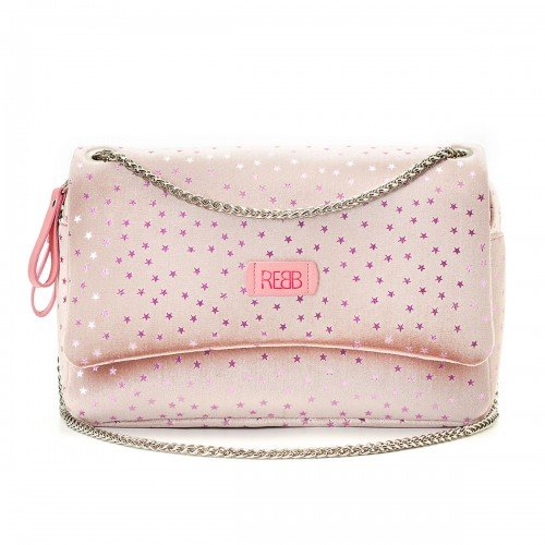 Borsa a Tracolla - STARRY - Media - Colore Rosa