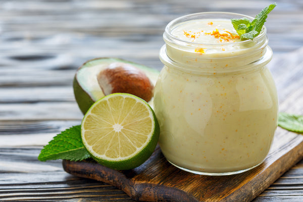 Muscle Reviver Protein Smoothie