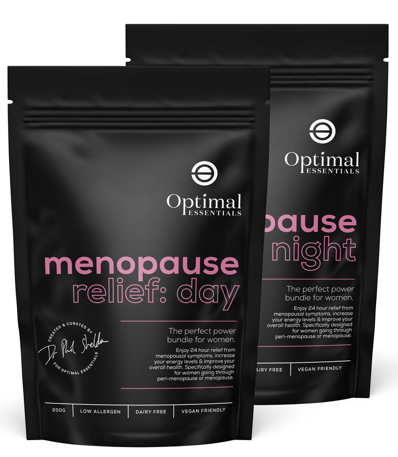 Menopause Relief - Day / Night