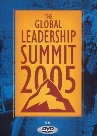 Global Leadership Summit 2005 Team Edition DVD