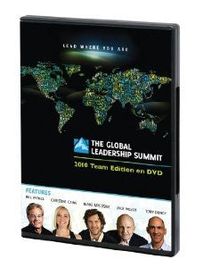 Global Leadership Summit 2010 Team Edition DVD
