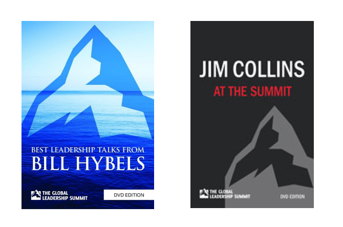 Best Leadership Talks from Bill Hybels/Jim Collins at the Summit DVD Bundle