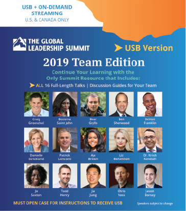 2019 GLS Team Edition USB: Pre-Order & Online Streaming Code
