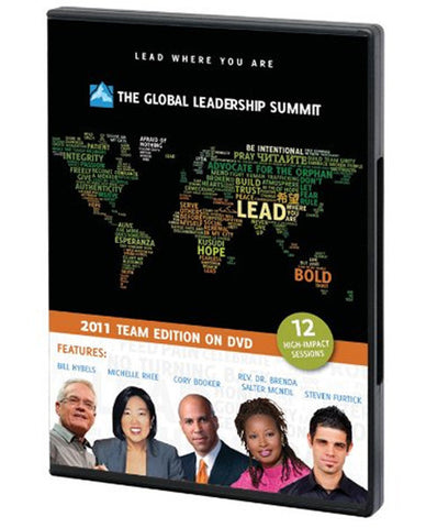 Global Leadership Summit 2011 Team Edition DVD