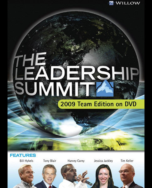 Global Leadership Summit 2009 Team Edition DVD