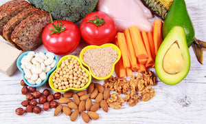 fruits and nuts that contain niacin