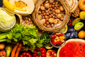 adding foods that are high in fiber supports many aspects of health